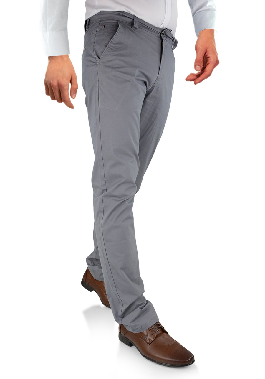 e0c1f8931c ... Eleganckie spodnie męskie chinosy