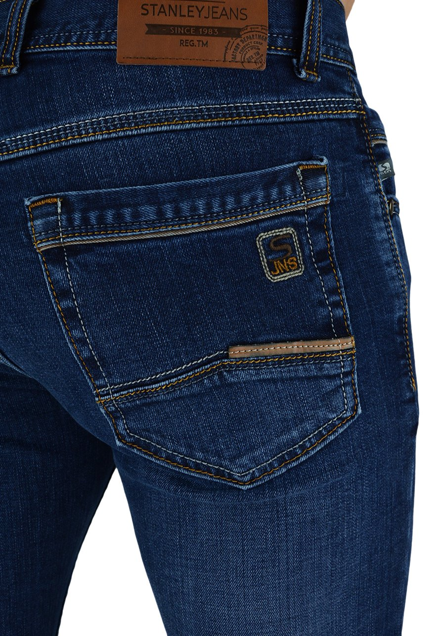 Jeansy męskie firmy STANLEY 139