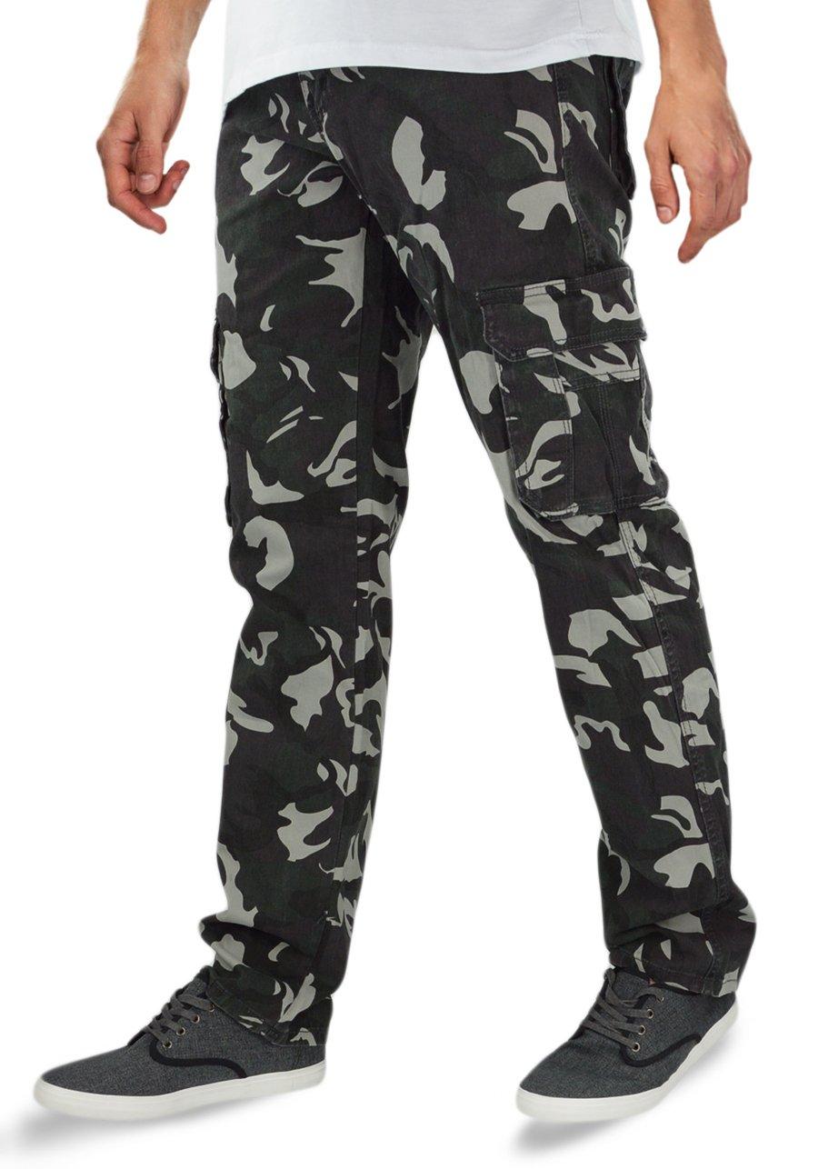 6f397f7fa767f0 ... Spodnie męskie typu bojówki moro PA235 Kliknij, aby powiększyć ...