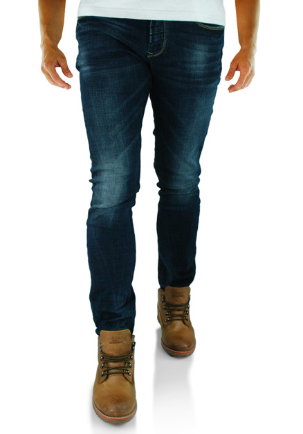 Jeansy męski slim fit E8053